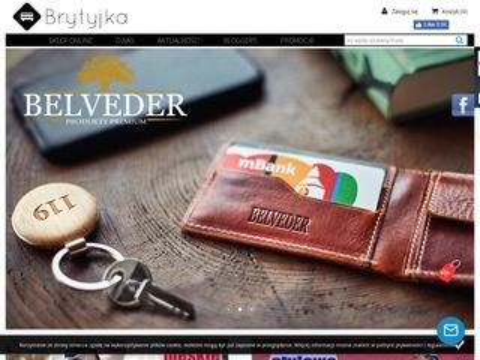 Brytyjka.pl - torebki, plecaki, portfele z uk