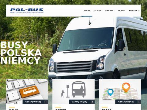 Busy-polska-niemcy.com do Monachium