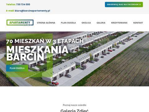 Barcinapartamenty.pl - mieszkania na sprzedaż