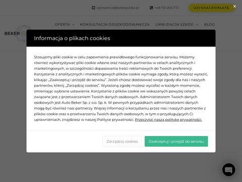 Beker Polska - odszkodowania oc