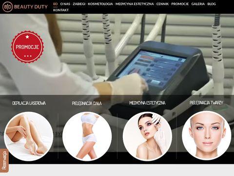 Beauty Duty depilacja i zabiegi kosmetyczne