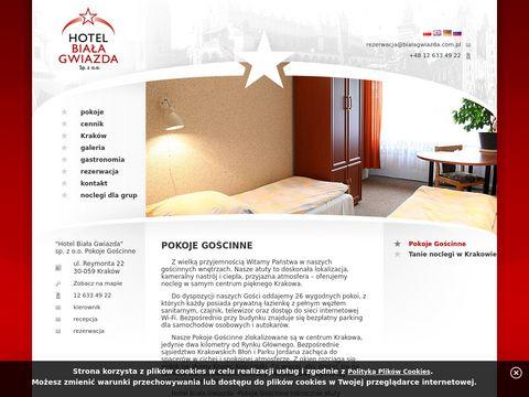 Tani hotel Kraków
