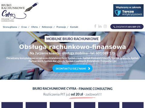 Biuro rachunkowe Praszka