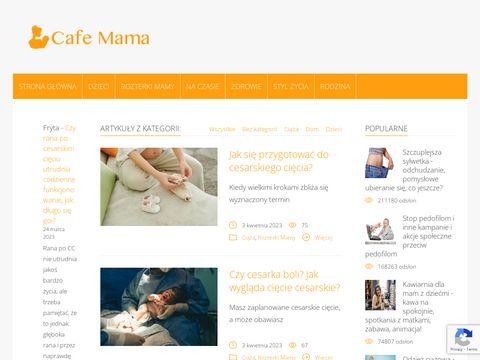 Cafe-mama.pl – szczepić dzieci, czy nie?