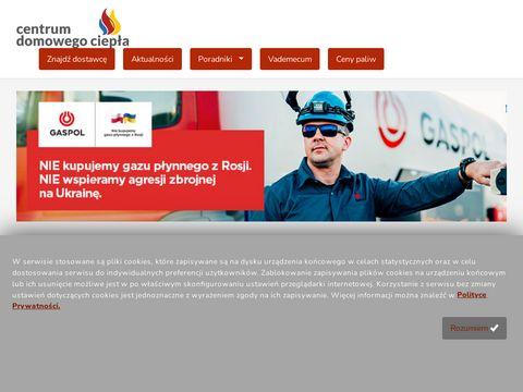 Niedrogo sprzedam propan cdc24.pl