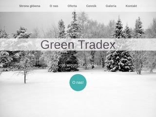 Green Tradex - choinki