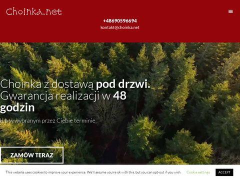 Green Tradex - choinki
