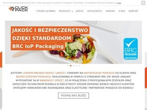 Click-pack.pl opakowania plastikowe