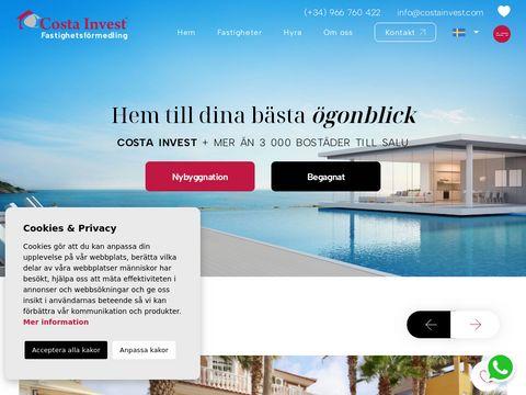 Costainvest.com - willa w Hiszpanii