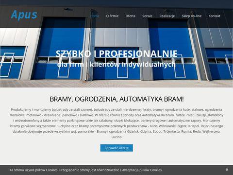 Apus.comweb.pl - ogrodzenia Gdynia