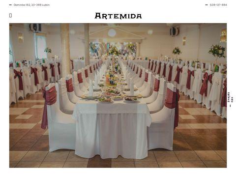 Artemida.lublin.pl - sala studniówkowa