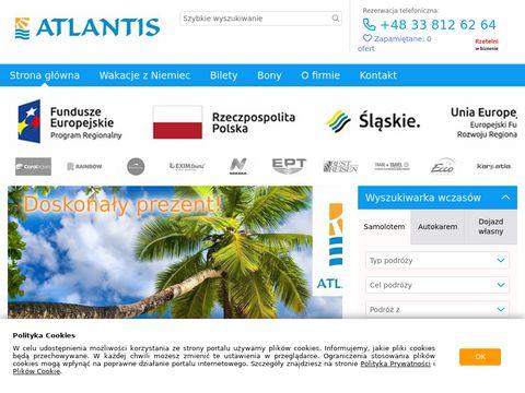 Biuro podróży Atlantis