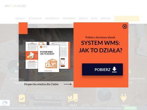 Avocadosoft.pl - magazyn, wysyłki, erp