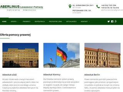 Adwokat Berlin na aberlinus.eu