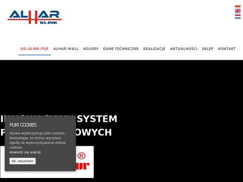 Alhar.pl elewacje klinkierowe