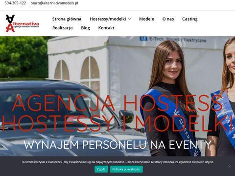 Alternativa hostessy agencja Warszawa