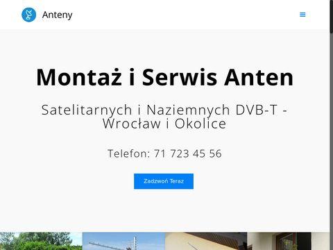 Anteny-montaz.com.pl serwis