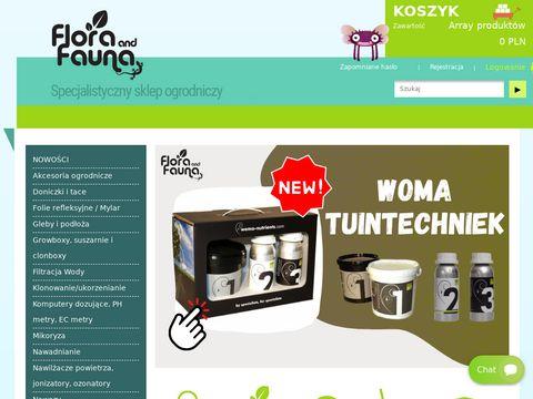Growbox sklep - Flora and Fauna