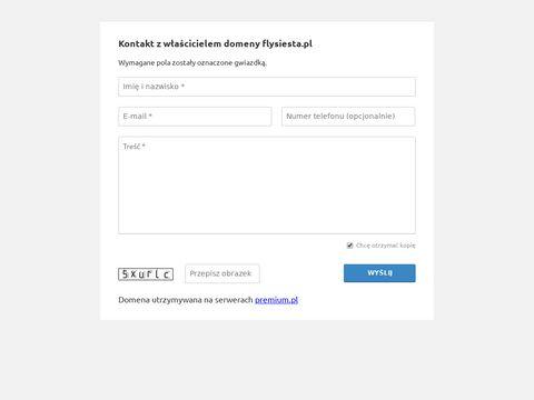 Wyszukiwarka tanich lotów - Flysiesta.pl
