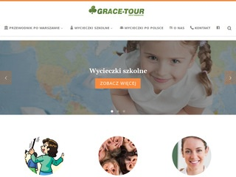Gracetour.waw.pl - agencja turystyczna
