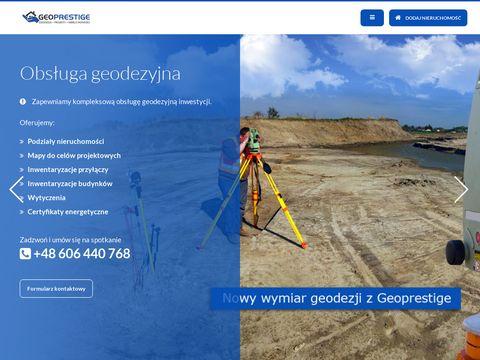 Geoprestige Mogilno - działki, domy na sprzedaż