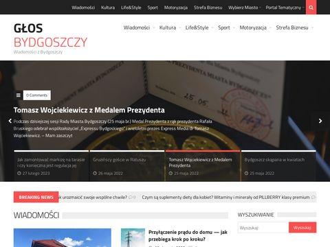 Portal regionalny - Głos Bydgoszczy
