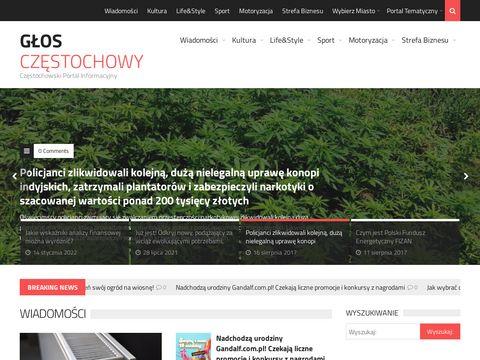 Częstochowski portal regionalny