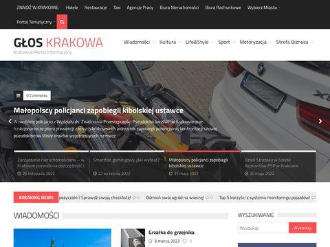 Portal regionalny - Głos Kielc