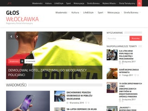 Portal regionalny Włocławka