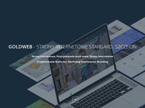 Goldweb strony internetowe