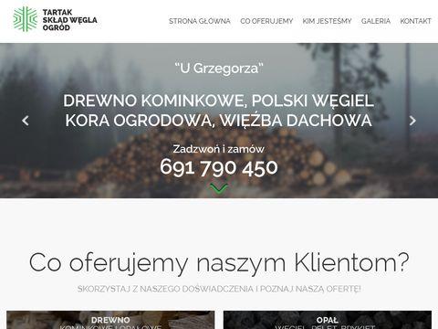 U Grzegorza - skład drewna