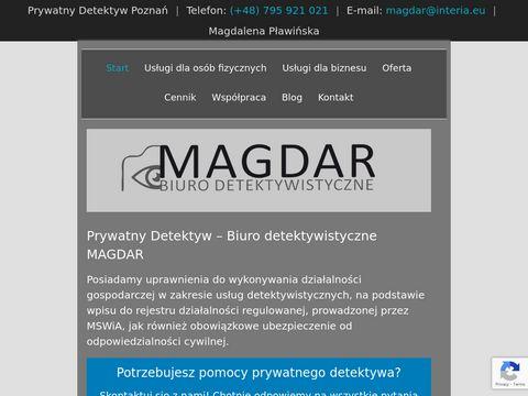 Magdar prywatny detektyw - jakie ceny detektywa