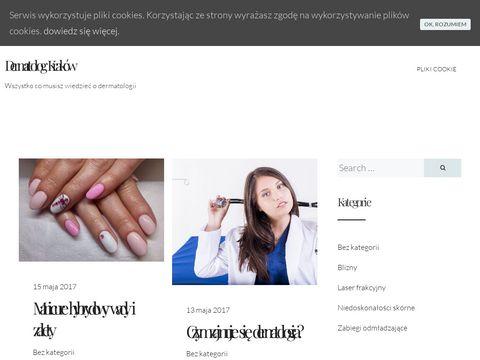 Dermatolog Kraków