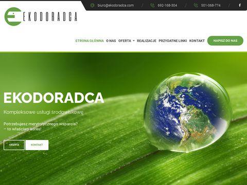 Ekodoradca pozwolenia środowiskowe