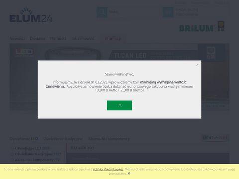 Elum sp. z o. o. - oświetlenie LED