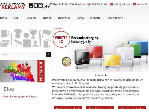 W3m.pl - pracownia reklamy