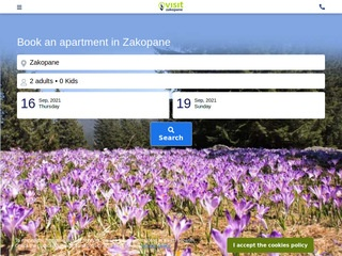 Zakopane apartamenty - visitzakopane.pl