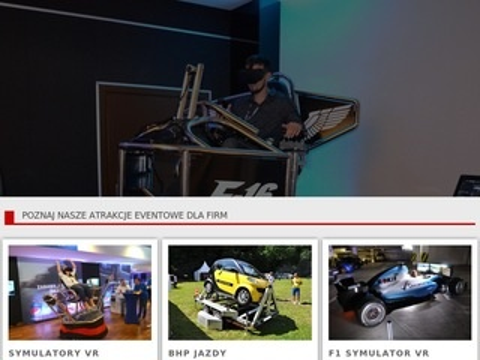 Vreal.pl atrakcje eventowe vr wynajem na imprezy