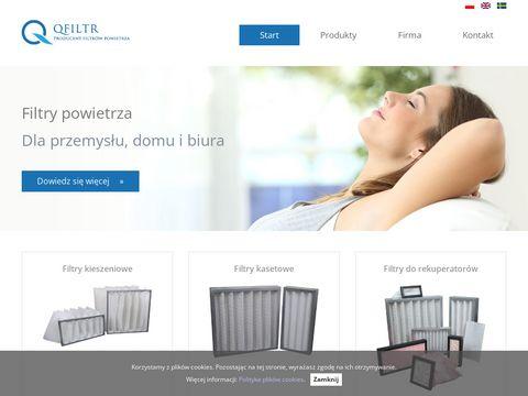 Qfiltr.pl - filtry węglowe