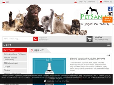 Zdrowa karma dla psów i kotów