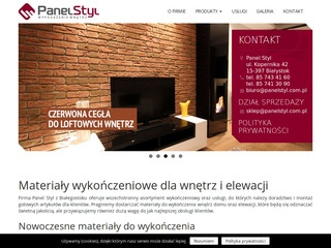 Panelstyl.com.pl - panele podłogowe