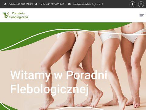 Poradnia-flebologiczna.pl liposukcja i body jet