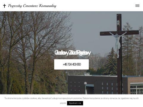 Pogrzebycmentarzkomunalny.pl ostatnie pożegnanie