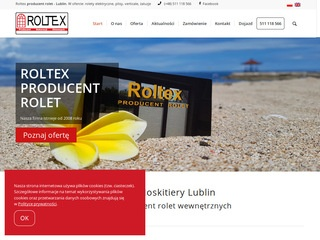 Roltex rolety Lublin