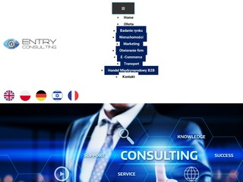 Entry Consulting - konsulting międzynarodowy B2B