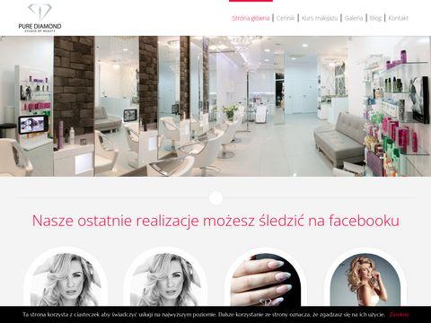 Manicure Kraków - purediamond.pl