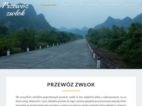Przewozzwlok.eu międzynarodowy