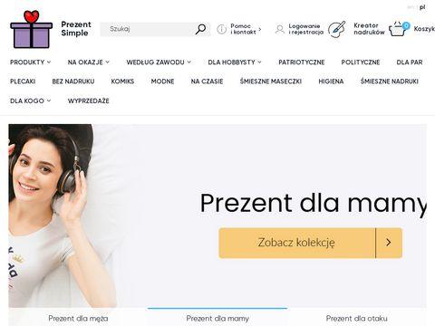 Prezentsimple.pl - kubek dla budowlańca