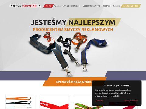Promosmycze.pl - logosmycze