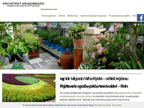 Projektowanieogrodow.net